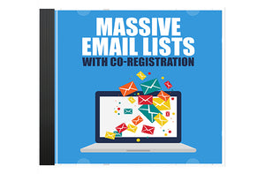Massive Email Lists With Co Registration
