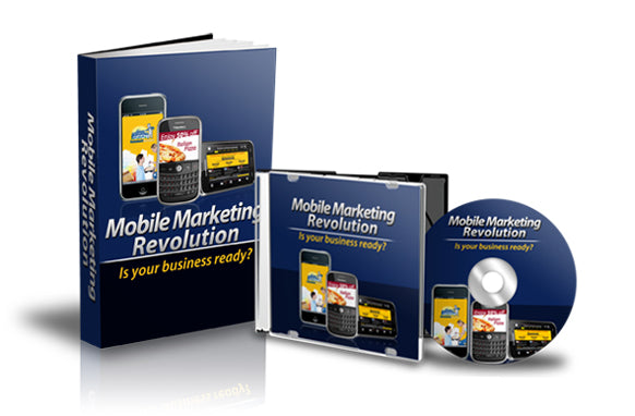 Mobile Marketing Revolution Videos and Guide