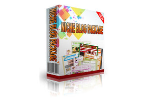 Niche Blog Package WP Theme Collection