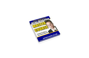 Niche Marketing Master Course