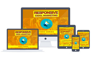 Responsive Email Marketing Upgrade Package
