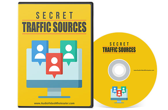 Secret Traffic Sources