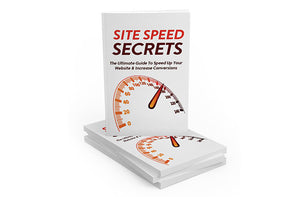 Site Speed Secrets