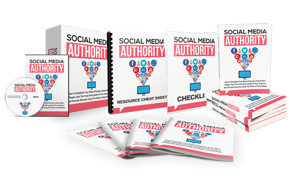 Social Media Authority Upgrade Package