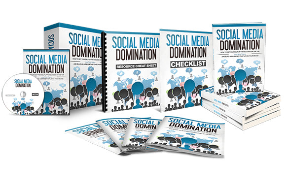Social Media Domination Upgrade Package