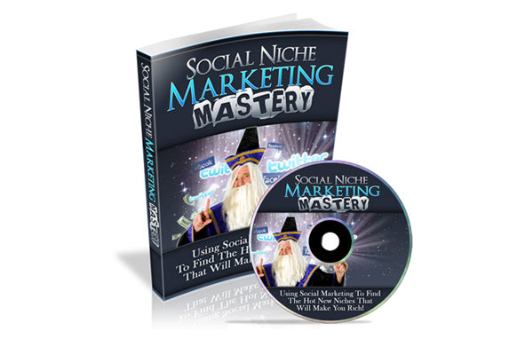 Social Niche Marketing Mastery