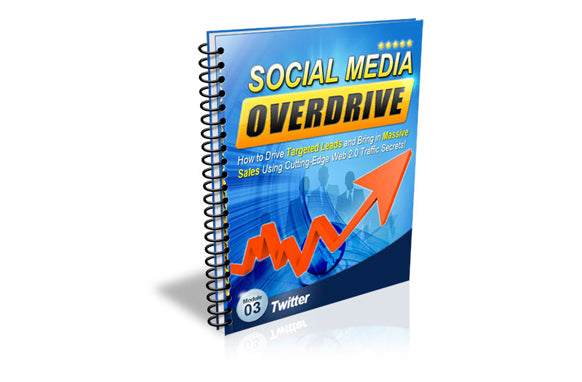 Squidoo Lens Social Media Overdrive Guide