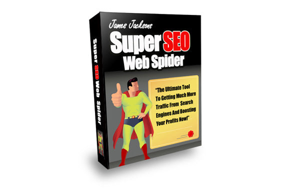 Super SEO Web Spider