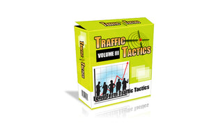 Tactics to Maintain Web Traffic Flow