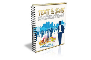 Text and SMS Marketing