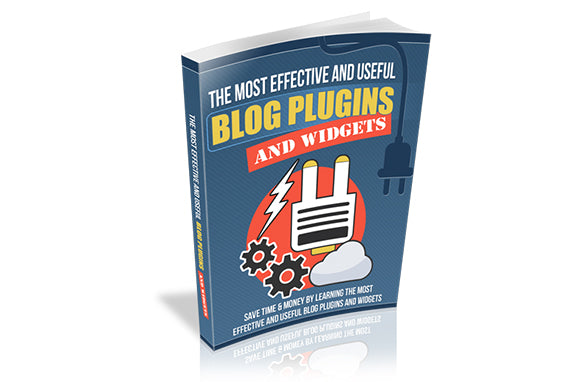 The Most Effective and Useful Blog Plugins And Widgets