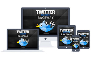 Twitter Traffic Raceway Upgrade Package