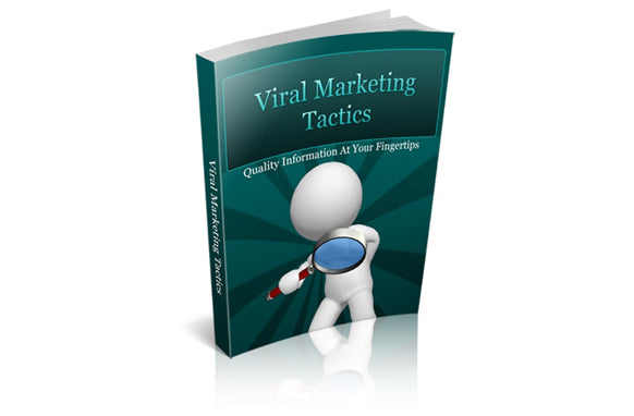 Viral Marketing Tactics