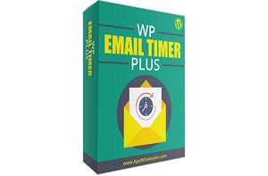 WP Email Timer Plus