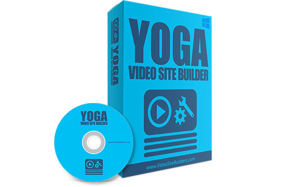 Yoga Video Site Builder