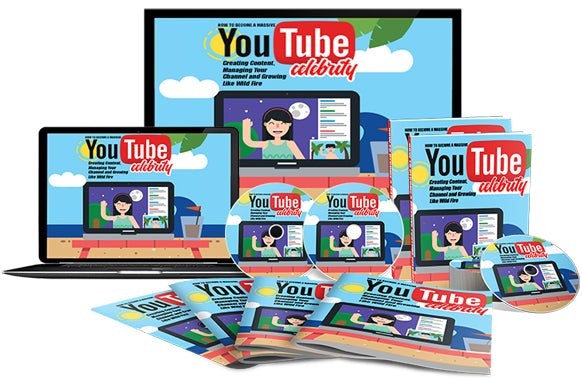 YouTube Celebrity Upgrade Package