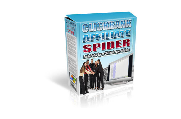 ClickBank Affiliate Spider