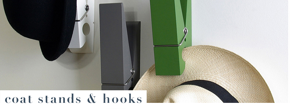 Coat Stands & Hooks - Collection