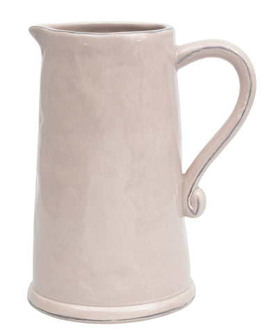 Avignon Rustic Ceramic Pitcher
