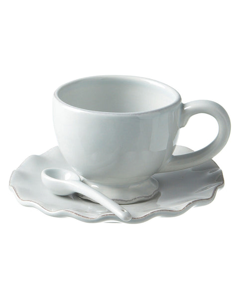 set-of-four-wave-cup-amp-saucer