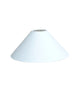 30 Chinese Hat Style Light Shade White