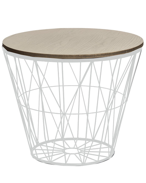 white-chillout-industrial-metal-and-wood-side-table