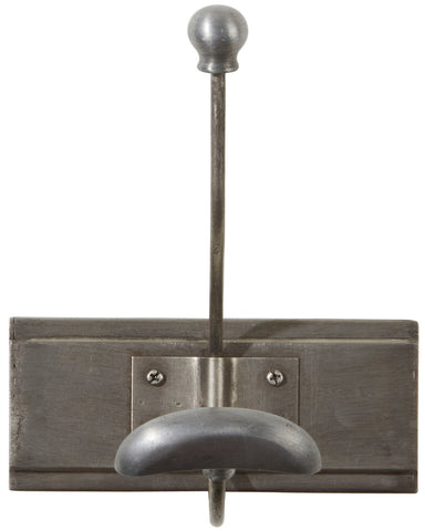 Loft Single Contemporary Metal Coat Hook