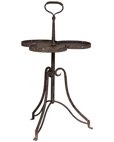 Clover Metal Table