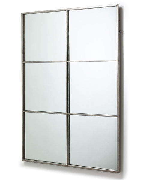 large-window-frame-mirror-antique-silver-frame-h-118cm-side-view