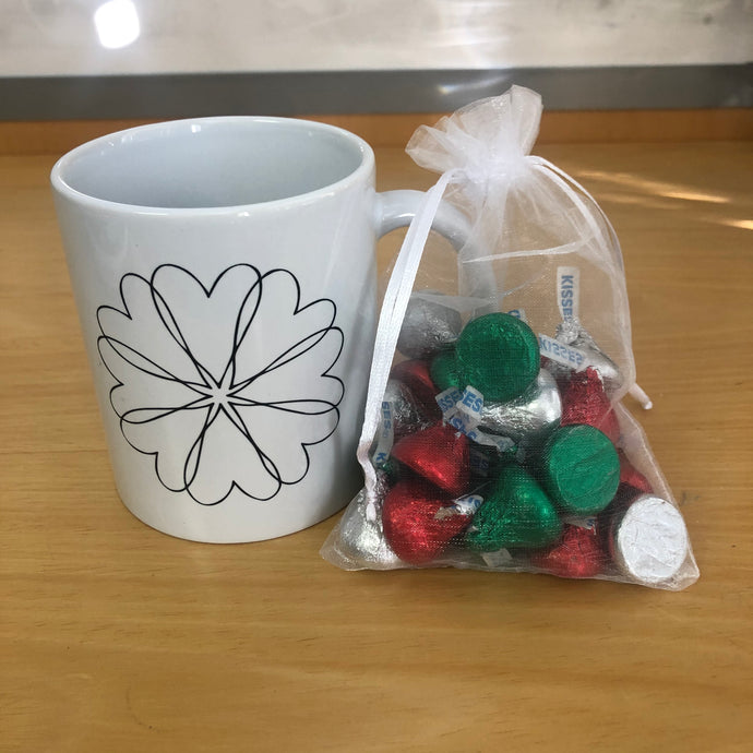 Love & Kisses Mug Set
