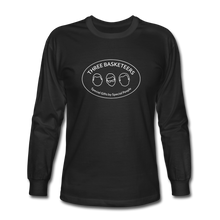 Load image into Gallery viewer, Basketeers Logo Long Sleeve T-Shirt - black