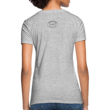 Load image into Gallery viewer, Women's T-Shirt - heather gray