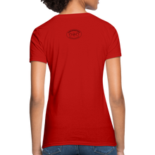 Load image into Gallery viewer, Women's T-Shirt - red