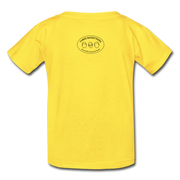 Hanes Tagless T-Shirt - yellow