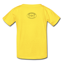 Load image into Gallery viewer, Birthday Clown Tagless T-Shirt for Kids - yellow