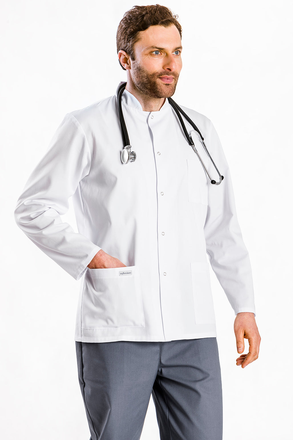 Lab coat, medical jacket