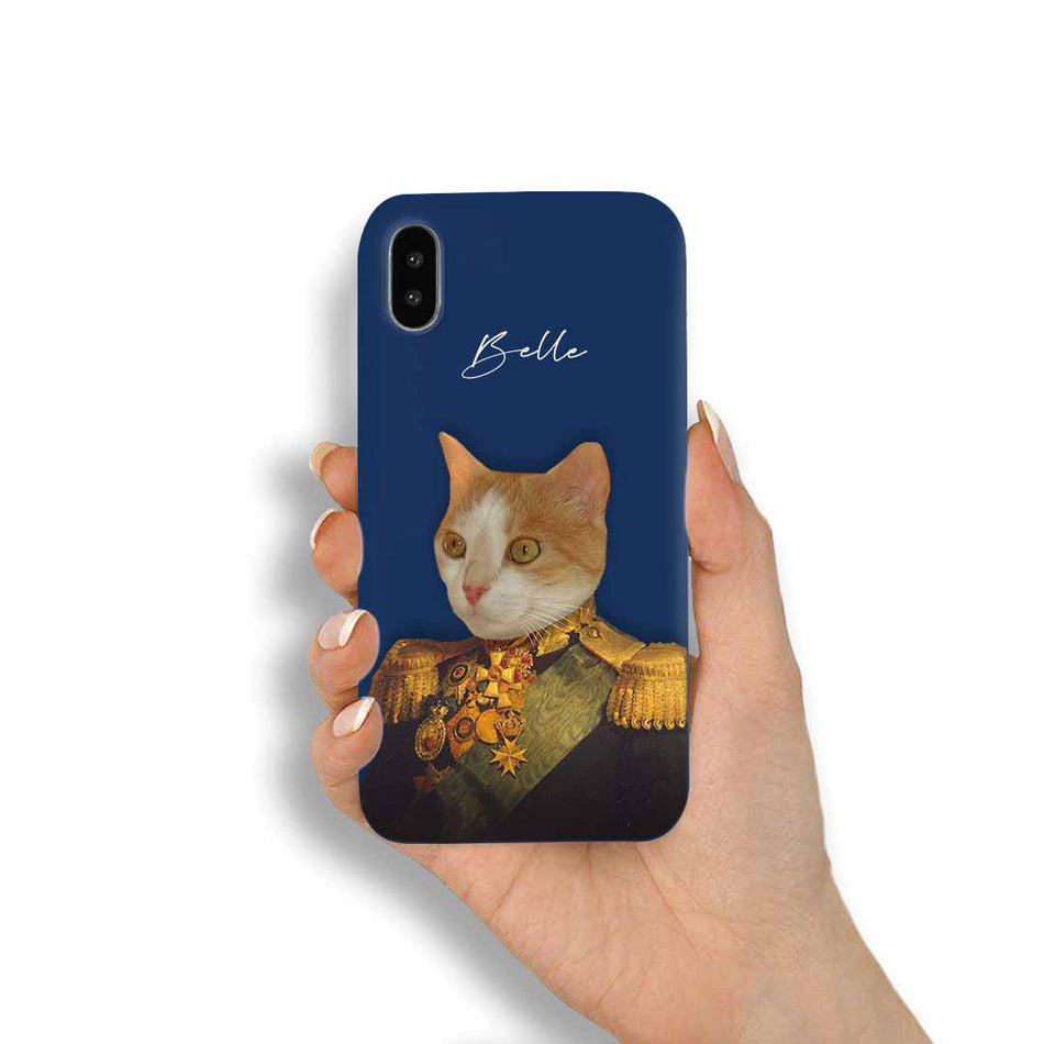 Coque telephone Colonel