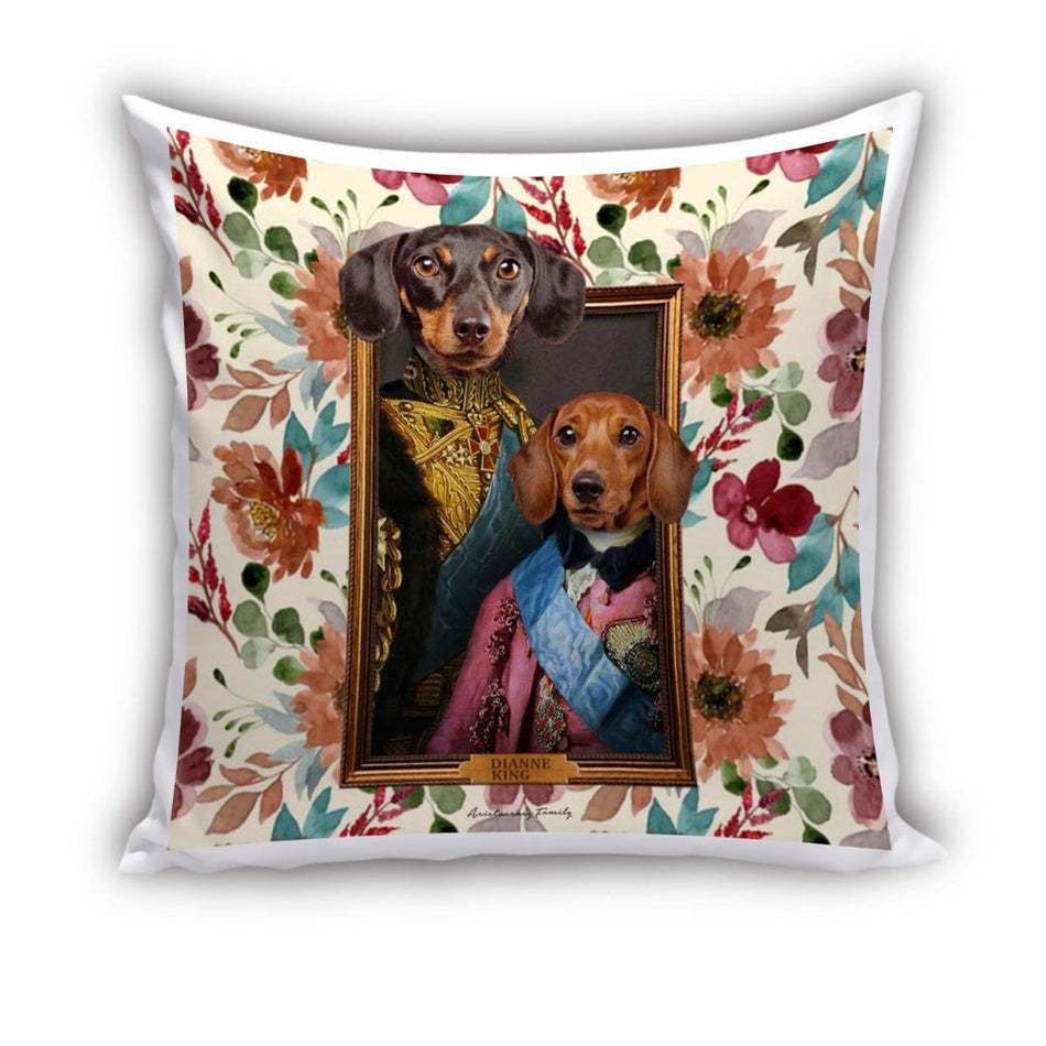 Coussin Accueillants - Aristocracy Family