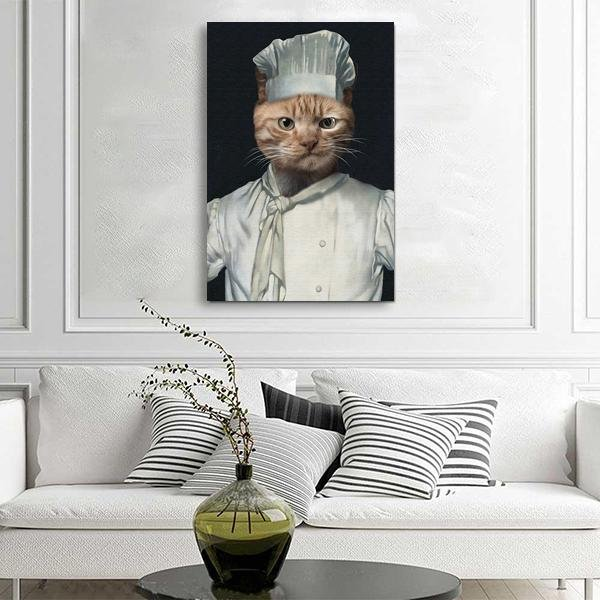 Kitchen Chef White - Aristocracy Family