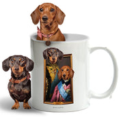 Mug Accueillants Junior - Aristocracy Family