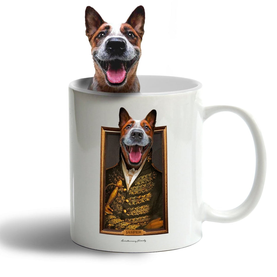 Mug General Junior - Aristocracy Family