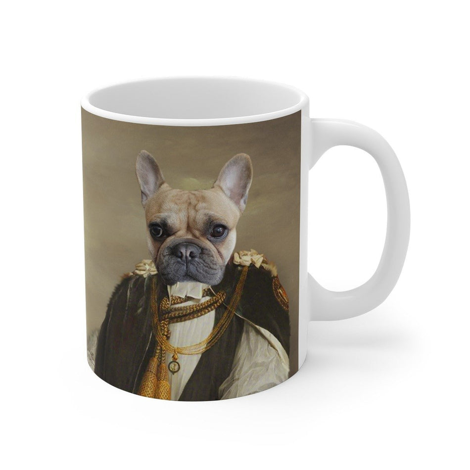 Mug Godefrey - Aristocracy Family