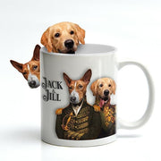 Mug Le Régiment - Aristocracy Family