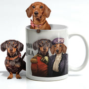 MUG LES AMICAUX - Aristocracy Family