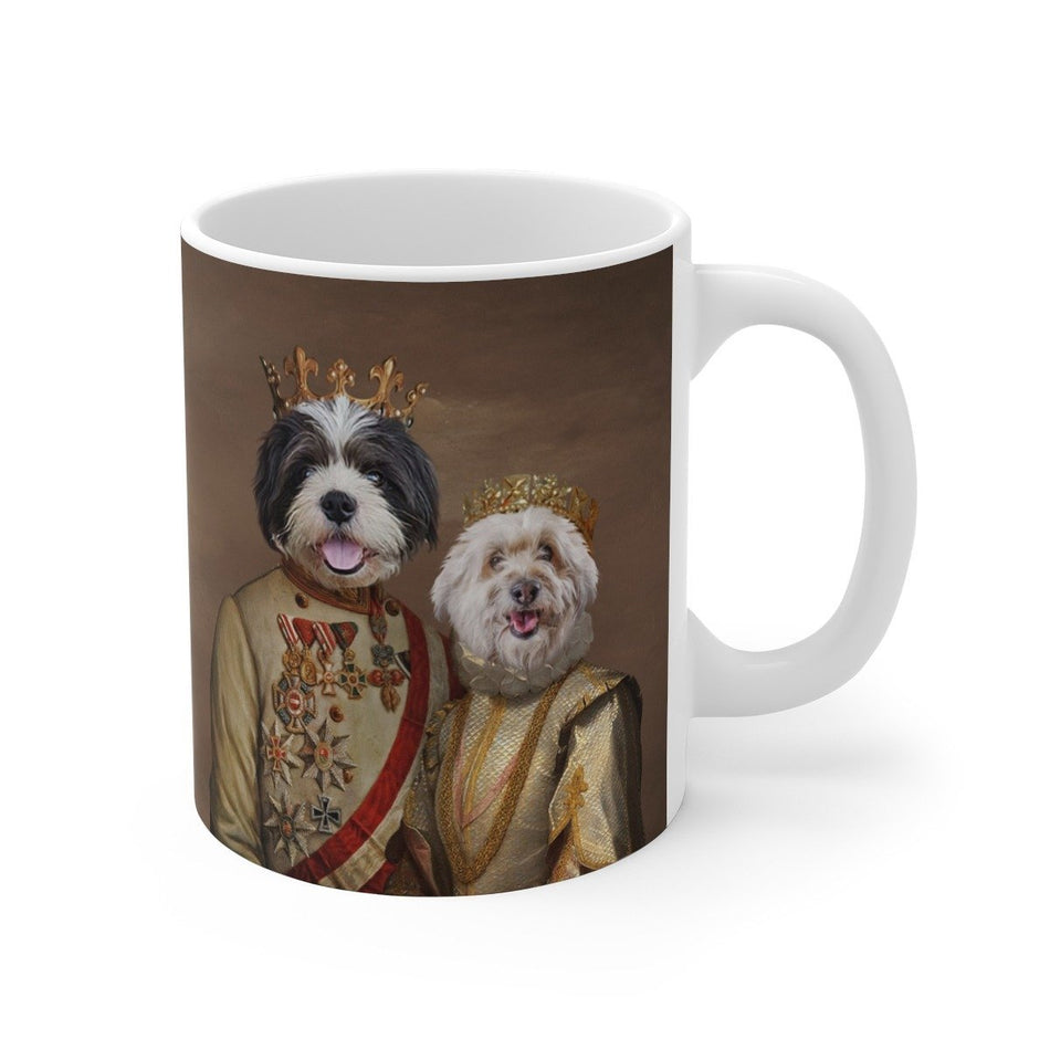 Mug Les Princes - Aristocracy Family