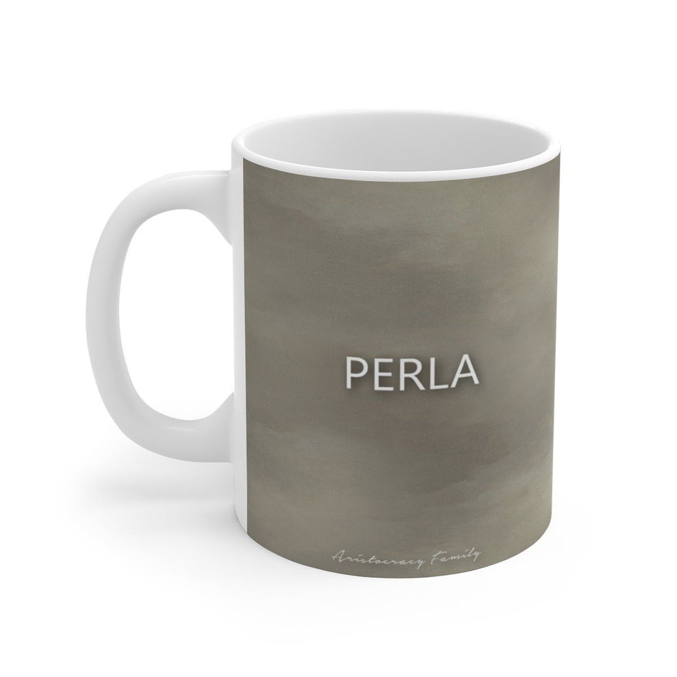 Mug Perla - Aristocracy Family