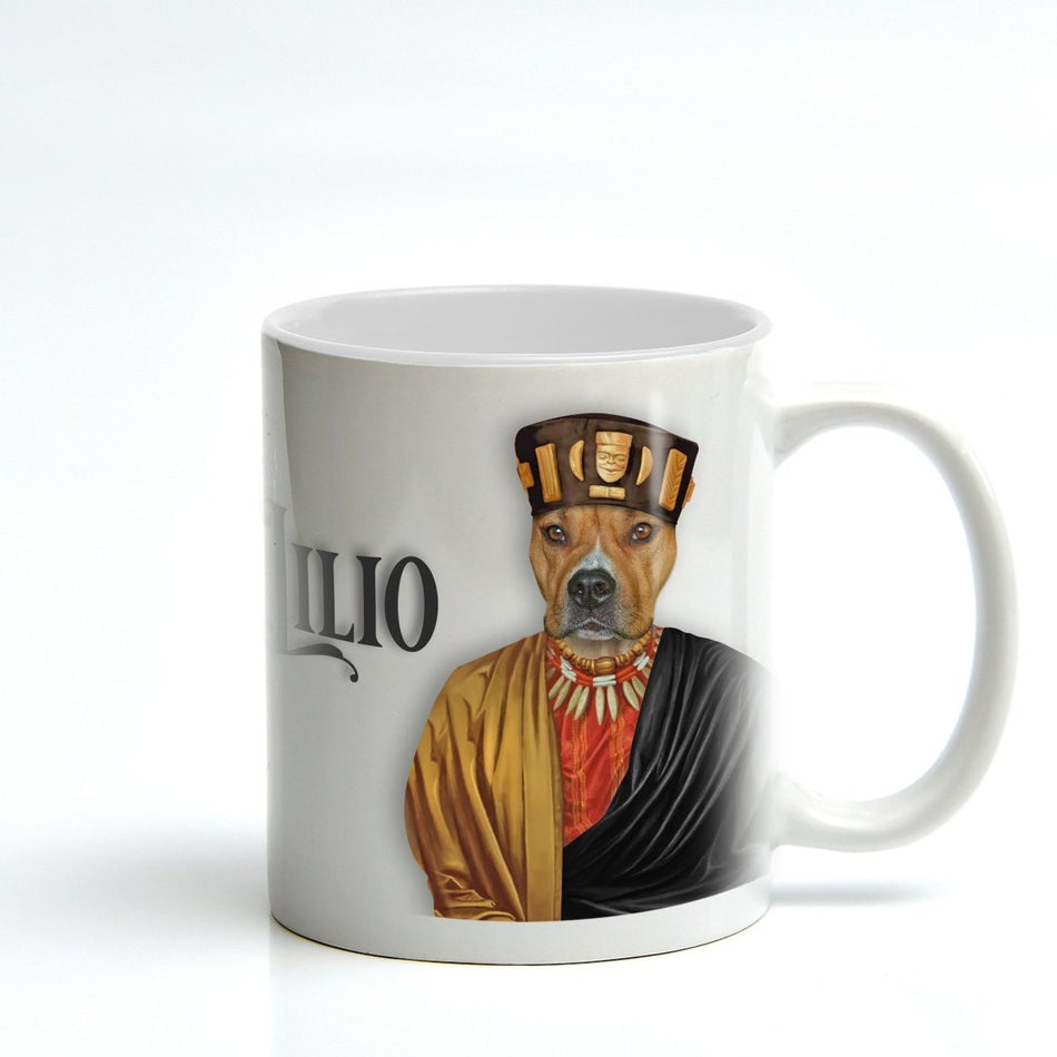 Mug Royaute Africaine - Aristocracy Family