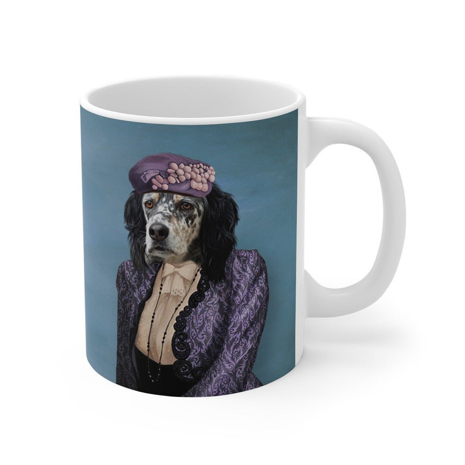 Mug Violetta - Aristocracy Family