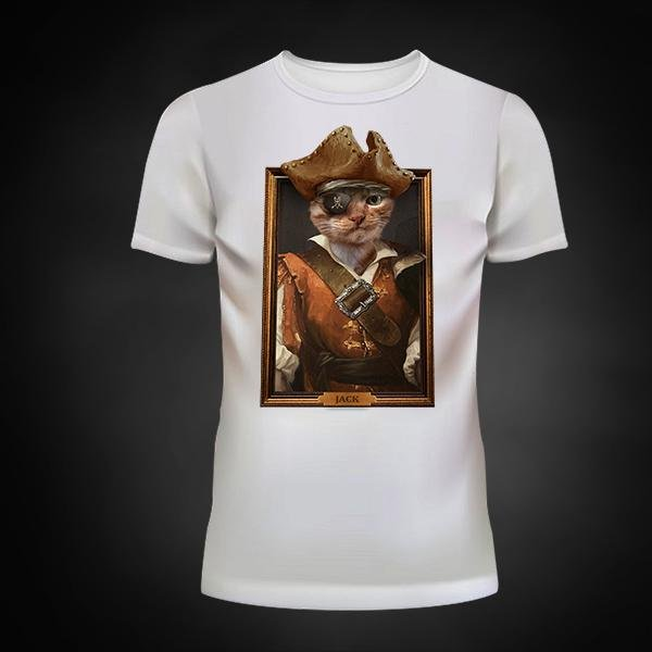 T-shirt Barbe Rousse - Aristocracy Family