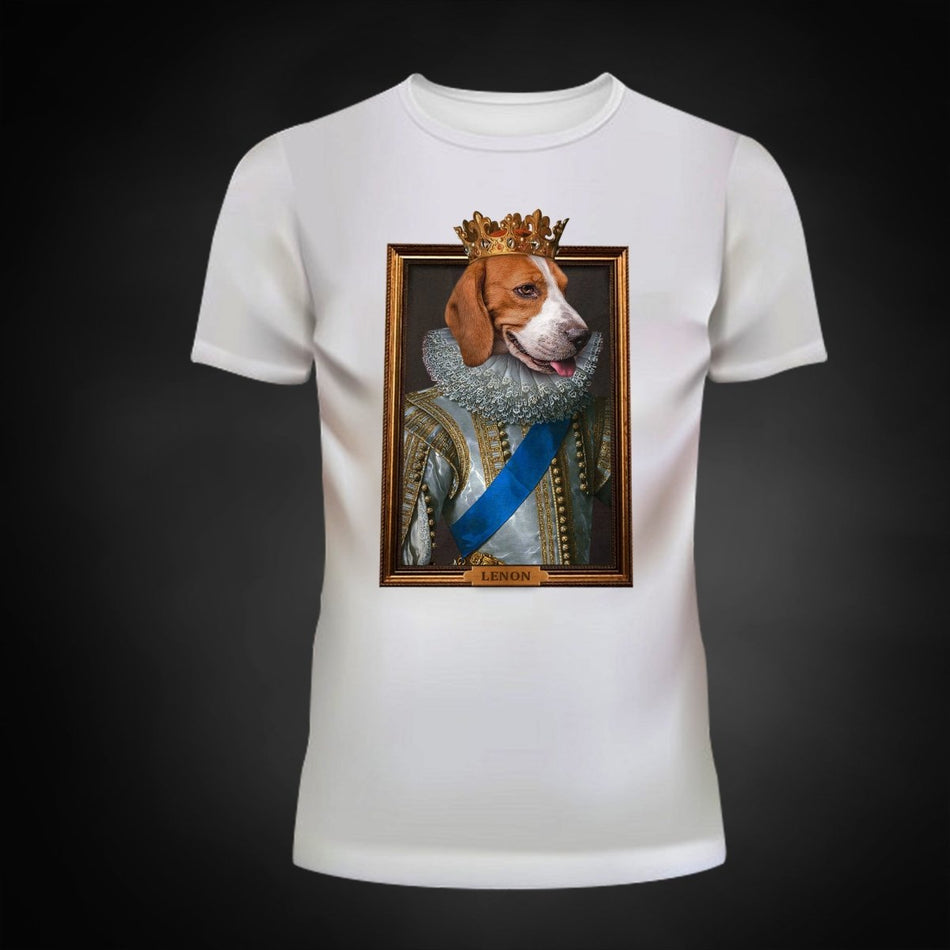 T-shirt Claude - Aristocracy Family
